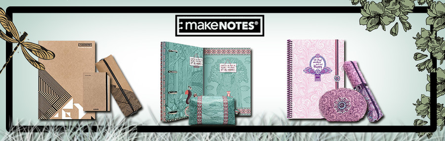 NOVEDAD MAKE NOTES